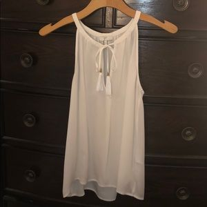 Joie Silk sleeveless top